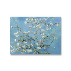 빈센트 반고흐 꽃피는아몬드나무 그림화환 결혼식축하화환